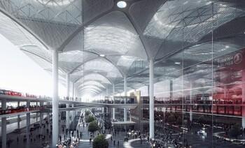 Туристов предупреждают о сбоях в работе аэропортов Стамбула из-за непогоды