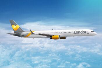 Авиакомпания Condor продолжит полёты, несмотря на банкротство Thomas Cook
