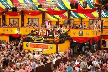 В Германии стартовал фестиваль пива «Октоберфест»