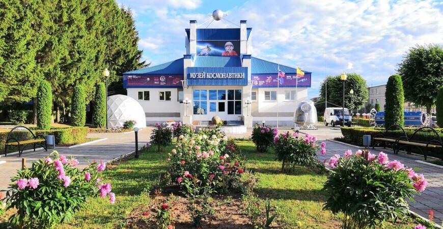 Музей космонавтики в Шоршелах