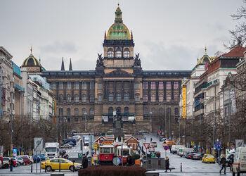 Нове Место, Вацлавская площадь