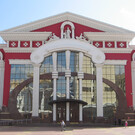 Театр оперы и балета в Саранске