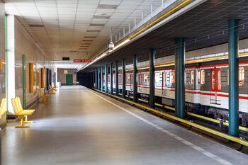 Станция метро Černý Most