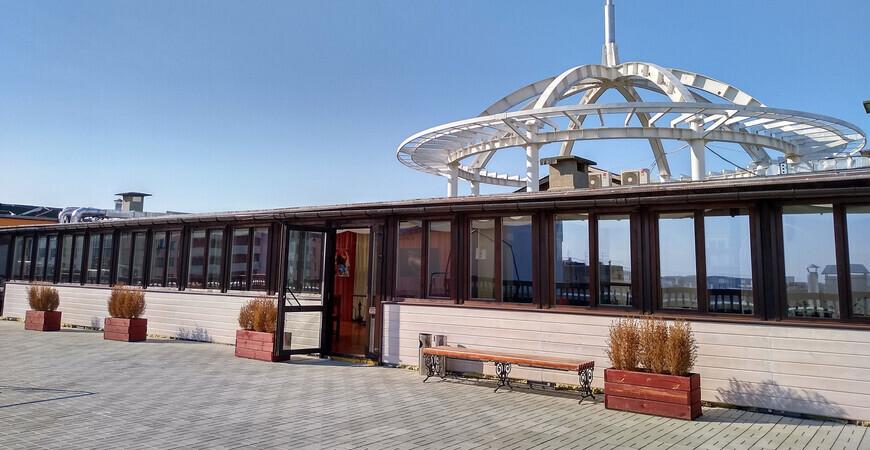Кафе «Планетарий» в Екатеринбурге