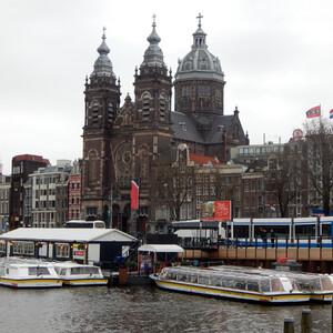 А я иду по Амстердаму...