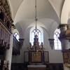 Лучше всего о былой роскоши эпохи ренессанса расскажут интерьеры в замковой церкви Кронборга