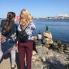 С каждым годом растёт популярность статуи Маленькой русалочки из сказки Андерсена