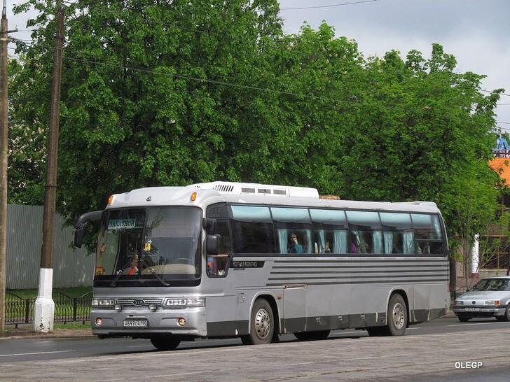 Автобус Москва — Великие Луки