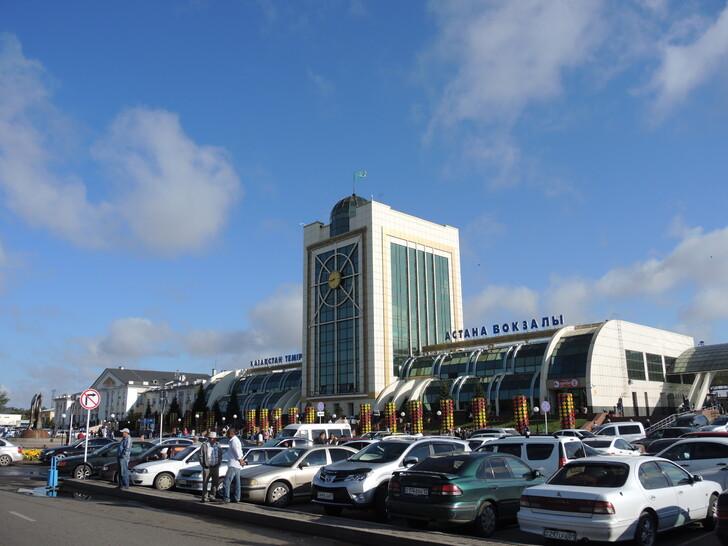 Вокзал Нур-Султана