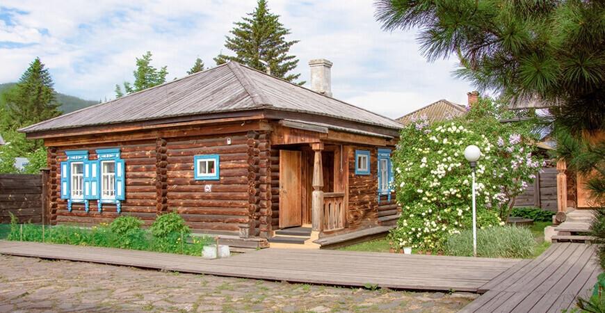 Мемориальный комплекс Виктора Астафьева