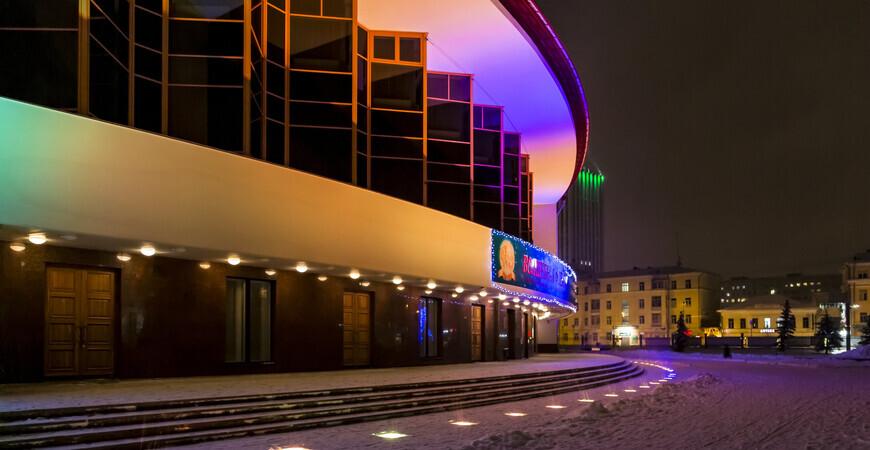 Театр драмы в Архангельске