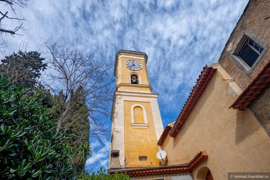 Notre Dame de l'Assomption, Церковь Успения Пресвятой Богородицы, пока ходим вокруг да около...