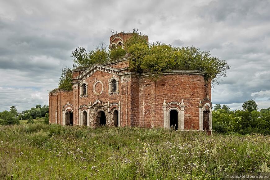 Храм Покрова Пресвятой Богородицы в Машково (1805)