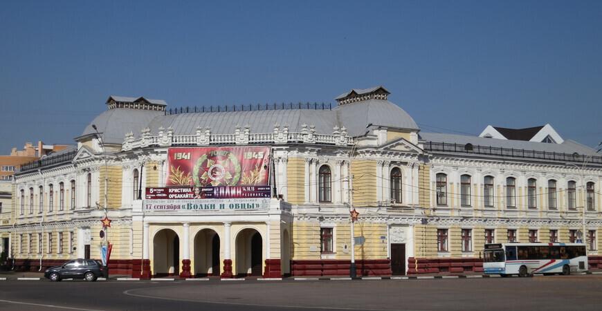 Драмтеатр Тамбова