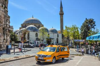 В Анталии введут единый тариф на проезд в такси