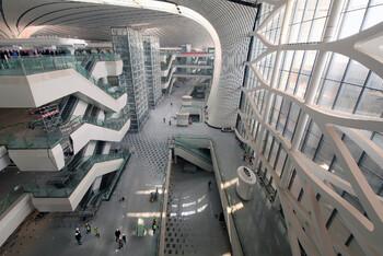В Пекине официально открылся новый аэропорт «Дасин»