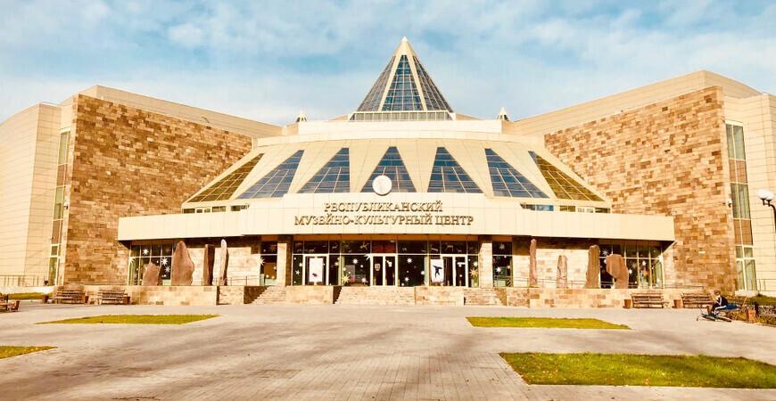 Краеведческий музей в Абакане (Хакасский краеведческий музей)