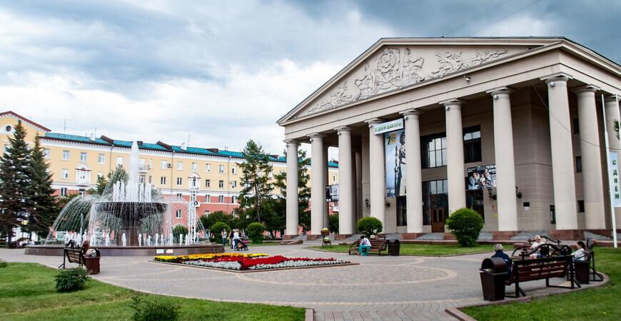 Театр драмы в Кемерове