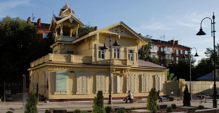 Музей Кондратия Белова