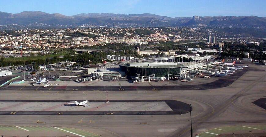 Аэропорт Ниццы «Лазурный Берег»