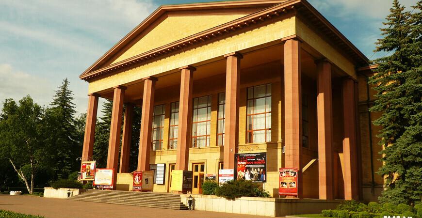 Театр драмы в Ставрополе
