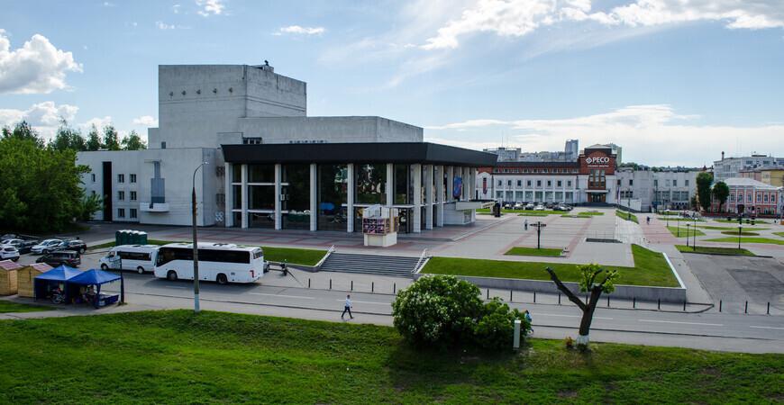 Театр драмы во Владимире