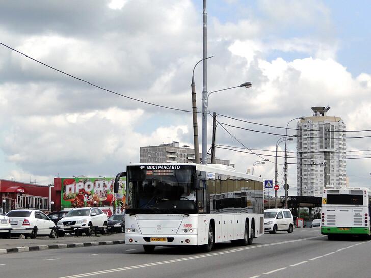 Автобус Москва — Егорьевск