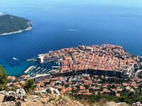 Гора Срдж — лучшая смотровая площадка Дубровника