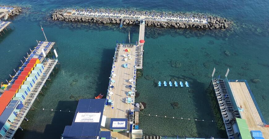 Пляж Марина Пиккола