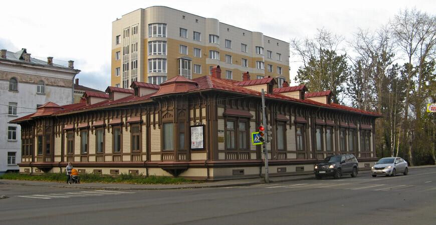 Архангельский молодёжный театр В.П. Панова