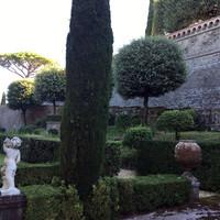 Летняя резиденция Папы Римского