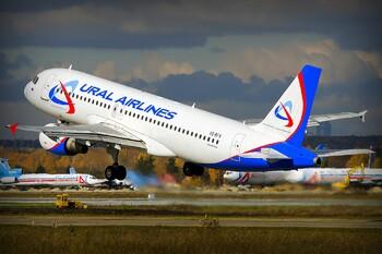 Ещё один самолёт Уральских авиалиний столкнулся с птицей