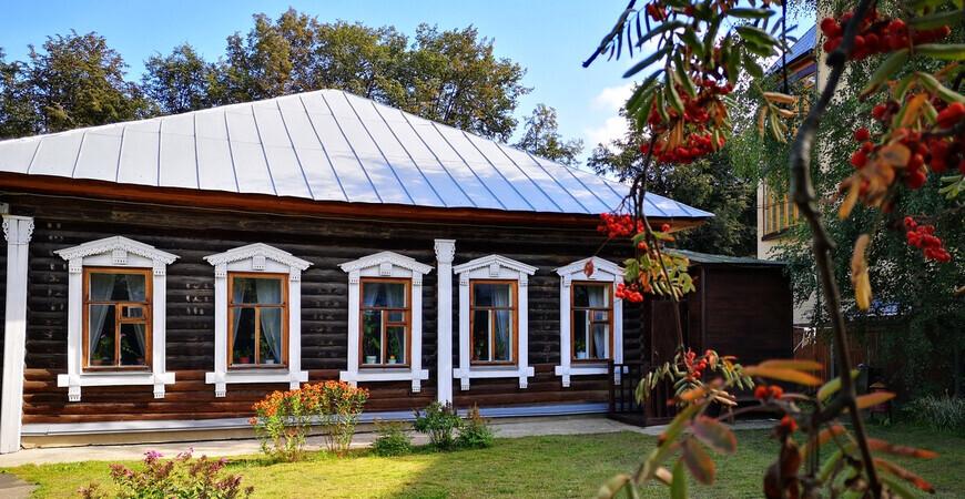 Музей Богдановича в Ярославле