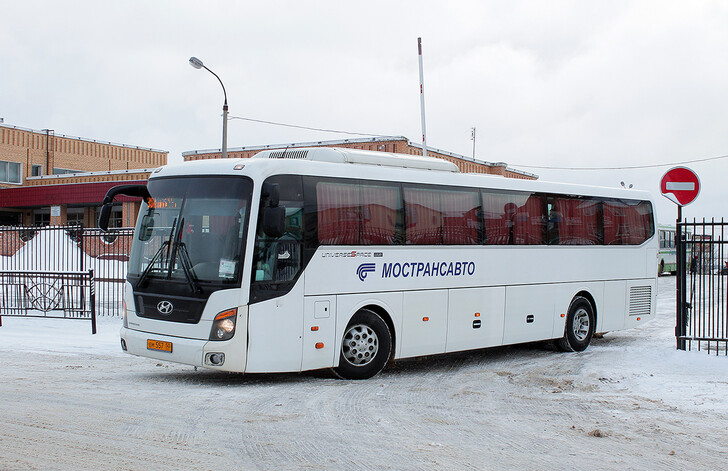 Автобус Москва — Ржев