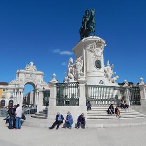 Hola, Лиссабон!