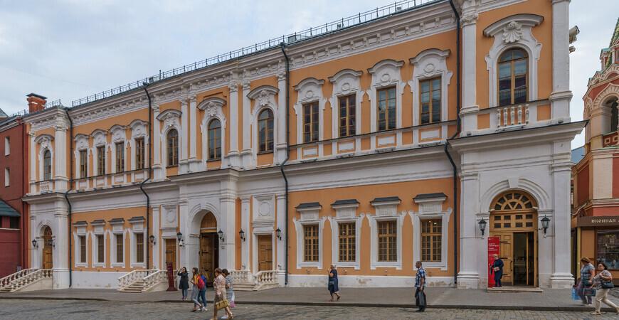 Дом губернского правления на Красной площади