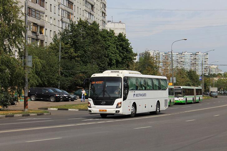Автобус Москва — Ступино