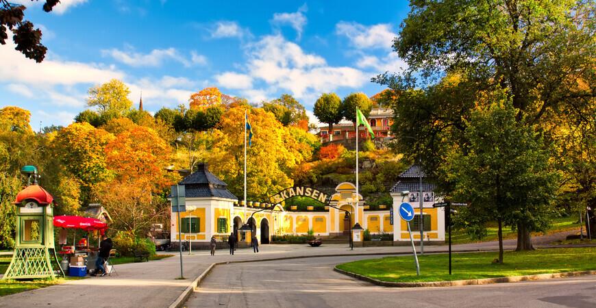 Музей Скансен (Skansen)