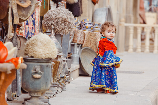 Азербайджан: взгляни по-новому