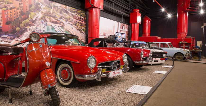 Музей «Моторы Октября»