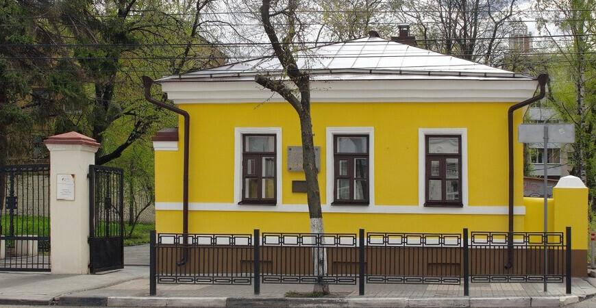 Литературный музей Никитина