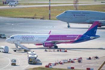Wizz Air открыла полёты из Лондона в Москву
