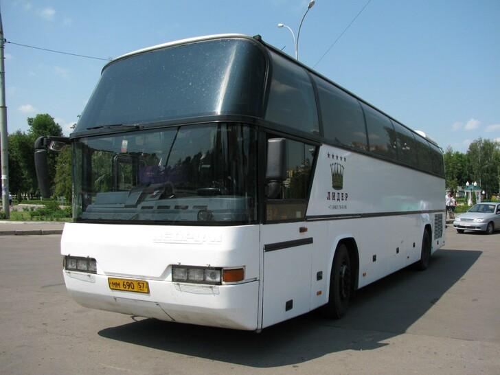 Автобус Москва — Орёл