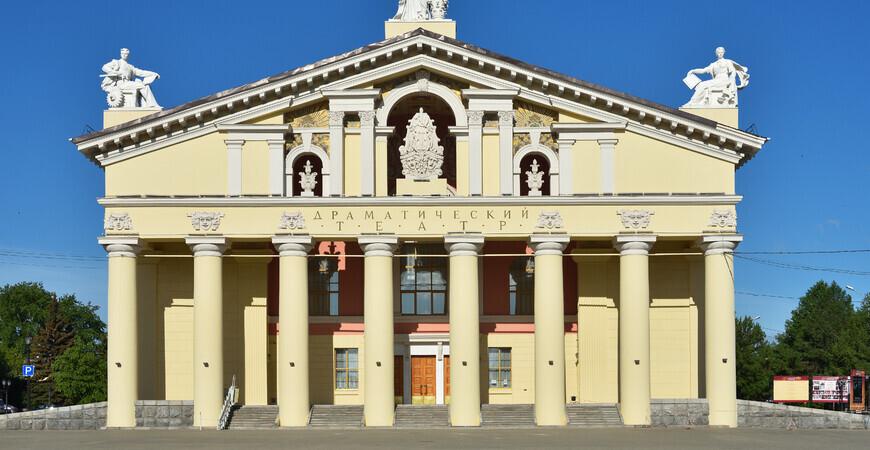 Драмтеатр Нижнего Тагила