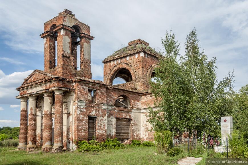 В настоящее время Богоявленская церковь в Пекшево является объектом исторического и культурного наследия областного значения