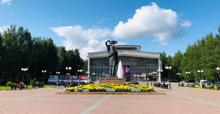 Театр оперы Сыктывкара