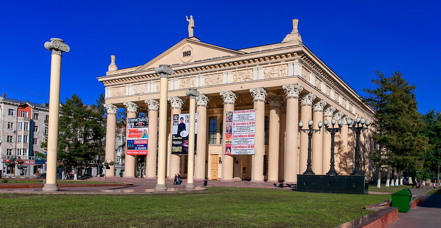 Драмтеатр Новокузнецка