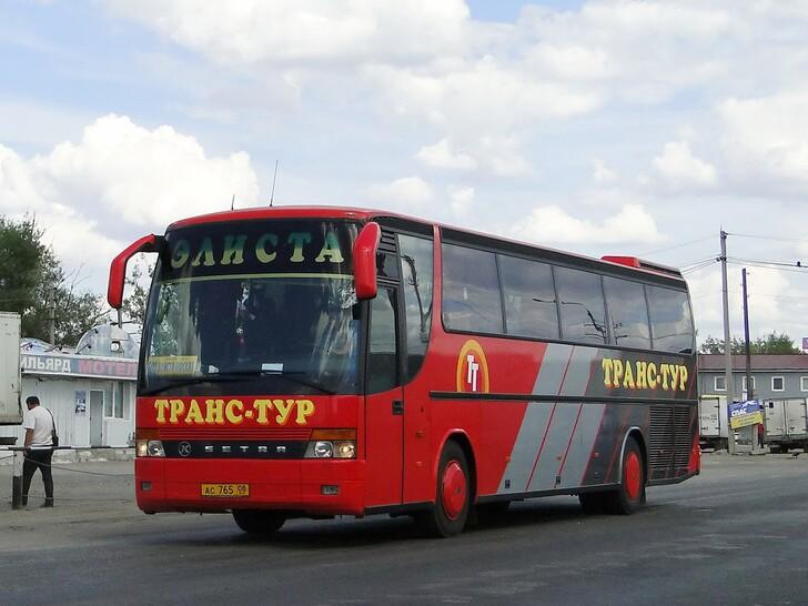 Автобус Москва — Волгодонск