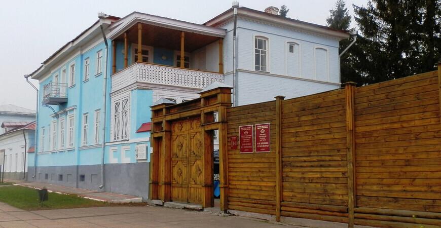 Музей Шишкина