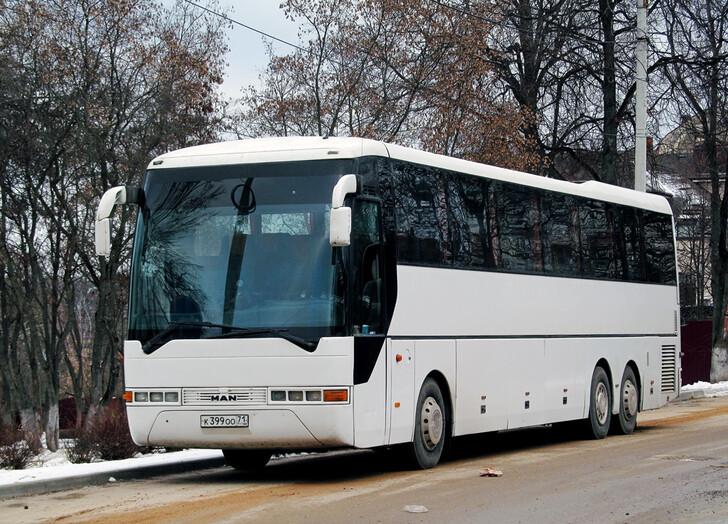 Автобус Москва — Камышин